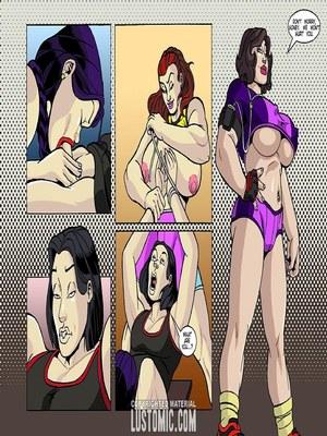 Porncomics Lustomic- Lust Academy Porn Comic 17