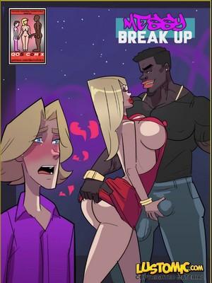 Porn Comics - Lustomic- Nessy Breakup [Devin Dickie] free Porn Comic