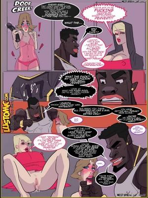 Lustomic- Nessy Breakup [Devin Dickie] free Porn Comic sex 18