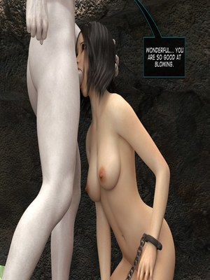 3D Porn Comics Mad Alyss 2 – Captured- Amusteven Porn Comic 21