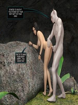 3D Porn Comics Mad Alyss 2 – Captured- Amusteven Porn Comic 22