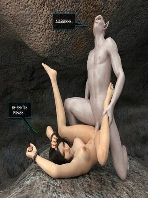 3D Porn Comics Mad Alyss 2 – Captured- Amusteven Porn Comic 31