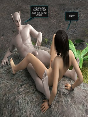 3D Porn Comics Mad Alyss 2 – Captured- Amusteven Porn Comic 32