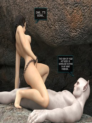 3D Porn Comics Mad Alyss 2 – Captured- Amusteven Porn Comic 40