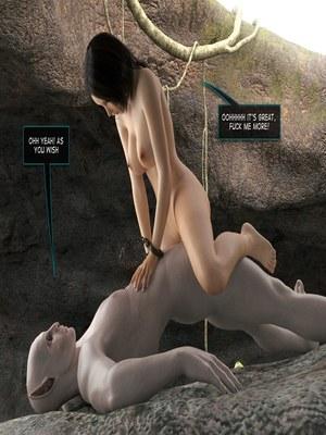 3D Porn Comics Mad Alyss 2 – Captured- Amusteven Porn Comic 43