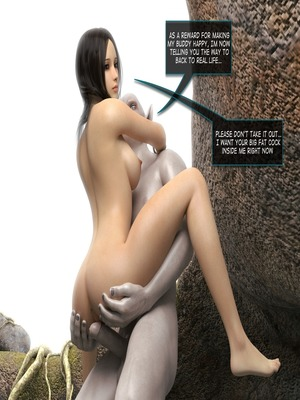 3D Porn Comics Mad Alyss 2 – Captured- Amusteven Porn Comic 44