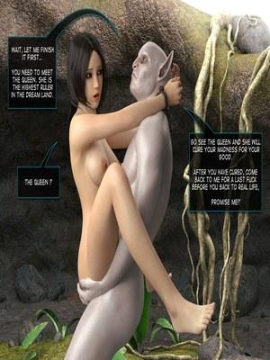 3D Porn Comics Mad Alyss 2 – Captured- Amusteven Porn Comic 45