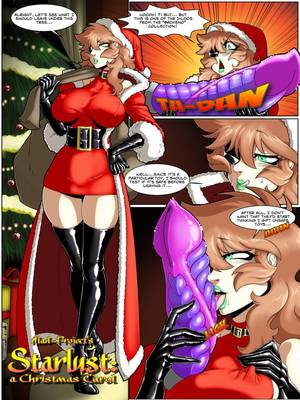 Porn Comics - Mad Project- Starlust Christmas Carol free Porn Comic