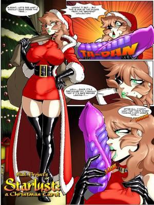 Porn Comics - Mad Project- Starlust Christmas Carol free Porn Comic