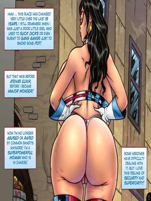 Adult Comics Major Wonder- Lust Alley Porn Comic 05