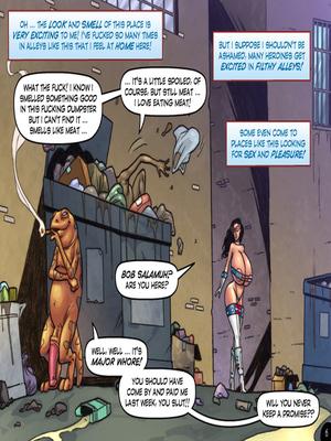 Adult Comics Major Wonder- Lust Alley Porn Comic 06