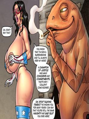 Adult Comics Major Wonder- Lust Alley Porn Comic 07