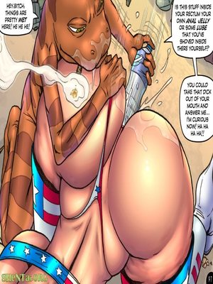 Adult Comics Major Wonder- Lust Alley Porn Comic 109