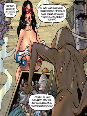 Adult Comics Major Wonder- Lust Alley Porn Comic 12