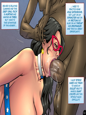 Adult Comics Major Wonder- Lust Alley Porn Comic 133