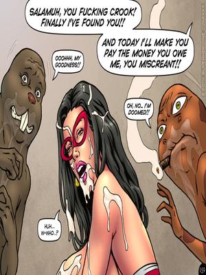 Adult Comics Major Wonder- Lust Alley Porn Comic 169