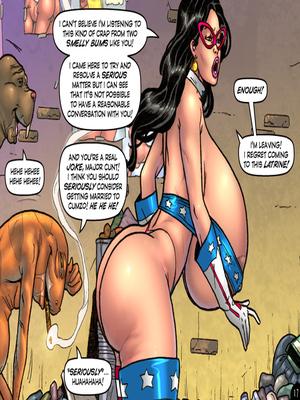 Adult Comics Major Wonder- Lust Alley Porn Comic 17