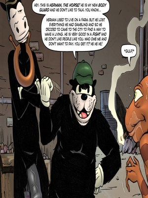Adult Comics Major Wonder- Lust Alley Porn Comic 172