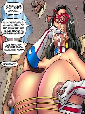 Adult Comics Major Wonder- Lust Alley Porn Comic 175