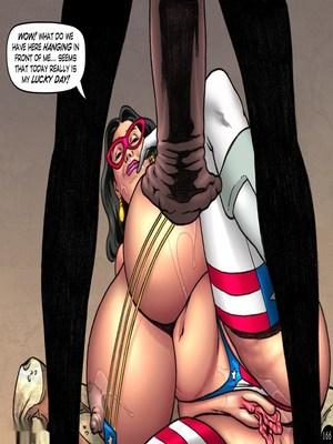 Adult Comics Major Wonder- Lust Alley Porn Comic 176