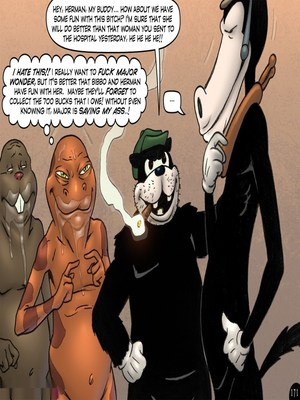 Adult Comics Major Wonder- Lust Alley Porn Comic 181