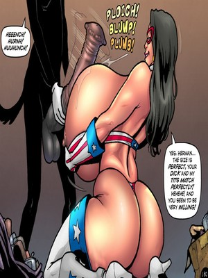 Adult Comics Major Wonder- Lust Alley Porn Comic 187