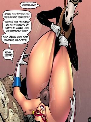 Adult Comics Major Wonder- Lust Alley Porn Comic 192