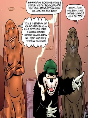 Adult Comics Major Wonder- Lust Alley Porn Comic 194
