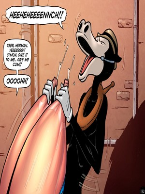 Adult Comics Major Wonder- Lust Alley Porn Comic 199