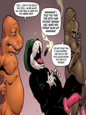Adult Comics Major Wonder- Lust Alley Porn Comic 206