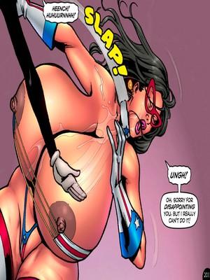 Adult Comics Major Wonder- Lust Alley Porn Comic 208