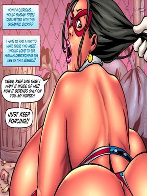Adult Comics Major Wonder- Lust Alley Porn Comic 217