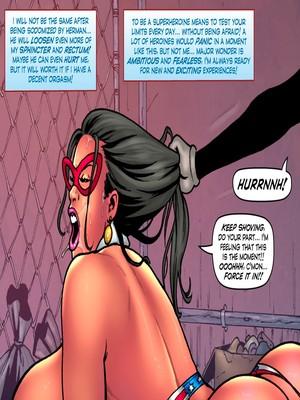 Adult Comics Major Wonder- Lust Alley Porn Comic 219