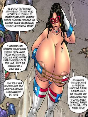 Adult Comics Major Wonder- Lust Alley Porn Comic 22