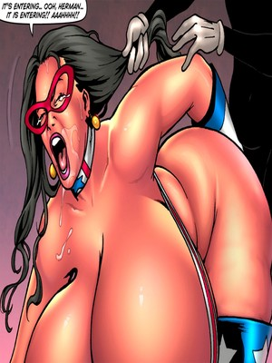 Adult Comics Major Wonder- Lust Alley Porn Comic 220