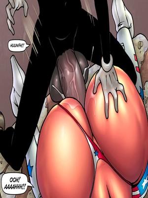 Adult Comics Major Wonder- Lust Alley Porn Comic 227