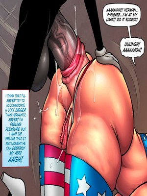 Adult Comics Major Wonder- Lust Alley Porn Comic 228