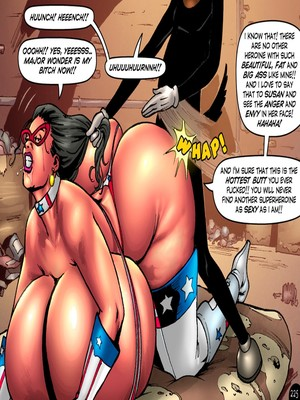Adult Comics Major Wonder- Lust Alley Porn Comic 232