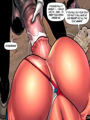 Adult Comics Major Wonder- Lust Alley Porn Comic 236