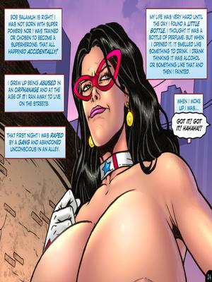 Adult Comics Major Wonder- Lust Alley Porn Comic 24