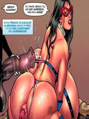 Adult Comics Major Wonder- Lust Alley Porn Comic 240