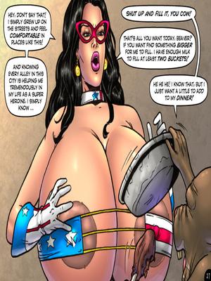 Adult Comics Major Wonder- Lust Alley Porn Comic 27