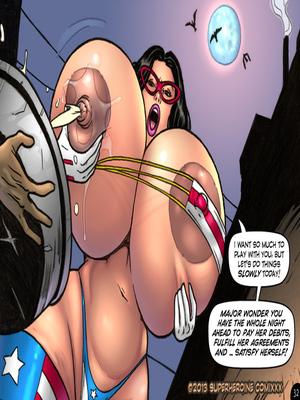 Adult Comics Major Wonder- Lust Alley Porn Comic 32
