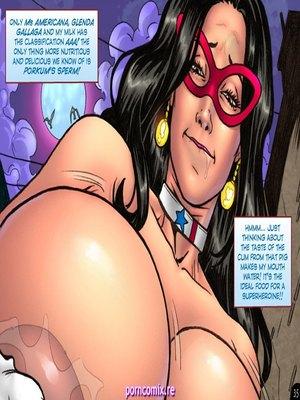 Adult Comics Major Wonder- Lust Alley Porn Comic 35