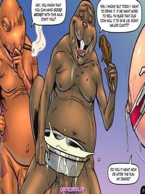 Adult Comics Major Wonder- Lust Alley Porn Comic 38