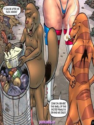 Adult Comics Major Wonder- Lust Alley Porn Comic 39