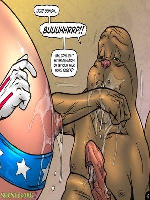 Adult Comics Major Wonder- Lust Alley Porn Comic 59