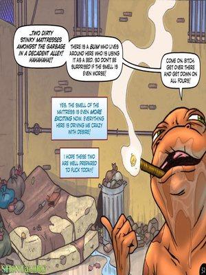 Adult Comics Major Wonder- Lust Alley Porn Comic 64