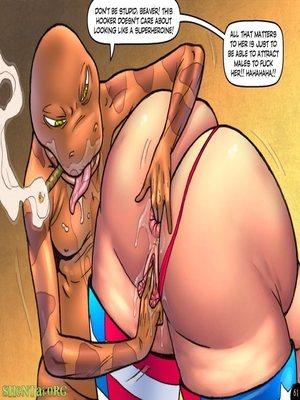 Adult Comics Major Wonder- Lust Alley Porn Comic 73