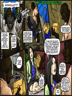 Interracial Comics Maryland- Adventures of Big Mack Porn Comic 04